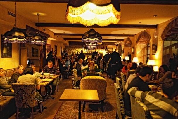 """Грузинский ресторанчик """"Кацо"""". BOSE теперь и в Тюмени."""